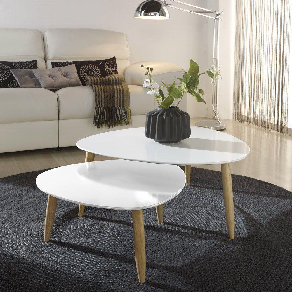Mesas de centro nido blancas 01 es