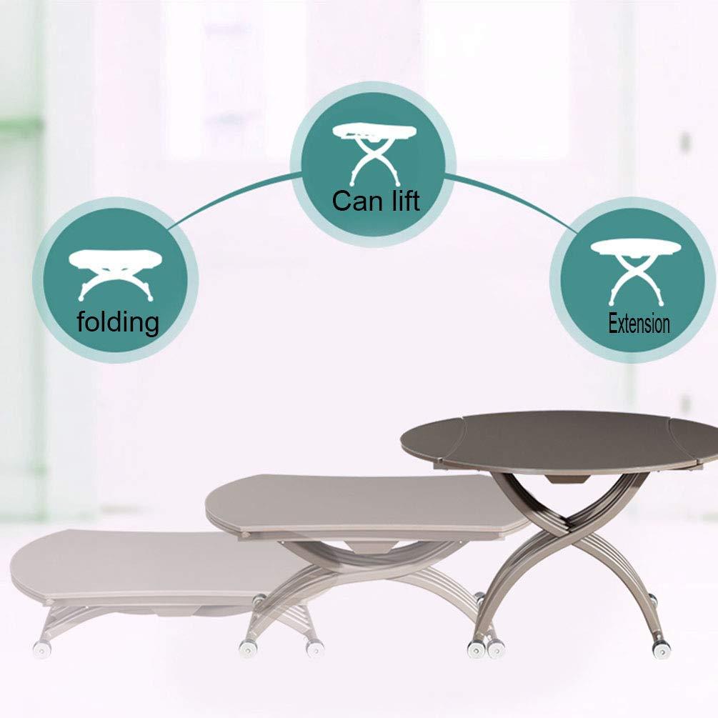 mesa de centro elevable y extensible 5